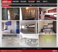 Laser Design | Realizzazioni | www.arredamentipersonalizzati.it