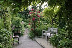 De hidden garden