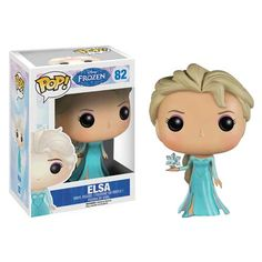 *NEED* Disney Frozen Elsa Pop! Vinyl Figure - Funko - Frozen - Pop! Vinyl Figures at Entertainment Earth