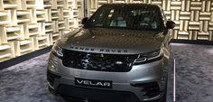Range Rover Velar – Deutschlandpremiere an der TU MünchenAuf der Deutschlandpremiere des Range Rover Velar in München. Start in der Jaguar Land Rover Markenboutique und danach ging es zur TU München#purevelar #rangerover #landrover #velar