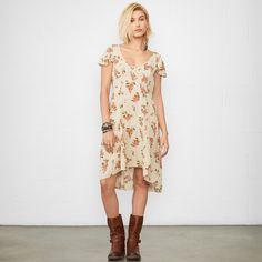 オータム ブルーム ティーレングス ドレス Autumn Bloom Dress on Shopstyle.co.jp