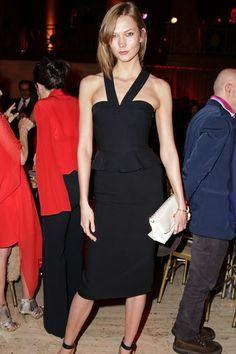 New Museum Spring Gala, New York - April 1 2014  Karlie Kloss.
