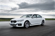 Introducing the 2016 BMW 7 Series (G11 / G12): specs, wallpapers, videos