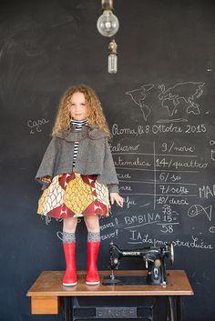 Kid's Wear - Stella Jean – Cross & Avant Guarde Creativity