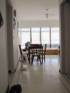 apartamento à beira-mar - Riviera R$451/5pessoas