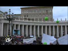 Ángelus del Papa: misión de la Iglesia es que todos encuentren la miseri...