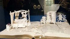 book sculptures #SuBlackwell