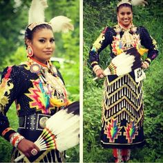 White Wolf : 20 Photos of Mrs. Universe 2015, Ashley Callingbull, in traditional…