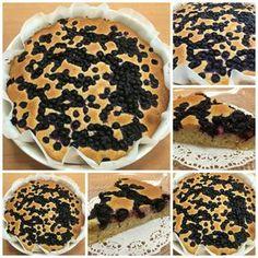 Helppoa, mutta aivan superhyvää mustikkapiirakkaa syntyy kardemummakakun ohjeella. Tämä ohje taipuu moneksi: muffinsseiksi, kakuksi...
