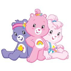 Cartoon Characters: Care Bears