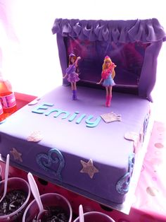 Barbie Princess & the Popstar Cake from http://www.facebook.com/thejenkinsons#!/pages/Rachs-Cakes-Balclutha/142863472432177?fref=ts