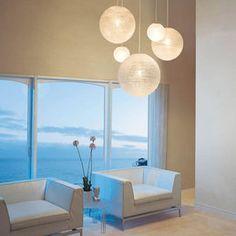 LED MODIFY ペンダントシャンデリア(吹き抜け) 実例・設置イメージ集 | 照明のライティングファクトリー