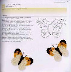 Free Butterfly Crochet Patterns   Free Friday Pattern #2   Blogshop Malaysia Online Shopping Directory