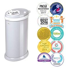 12 Pack All-Natural Baby Diaper Pail Deodorizer Made in The USA Trash Cans Activated Charcoal Air Purifier Compatible with Diaper Genie /& Ubbi Pails Shoe Closets Pets Green Piece