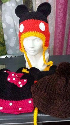 Gorro tejido Crochet Hats, Fashion, Beanies, Tejidos, Art, Knitting Hats, Moda, Fashion Styles, Fashion Illustrations