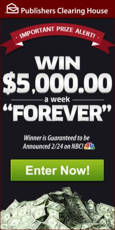 how do you enter publishers clearing house sweepstakes www pch com actnow enter pch activate now code to win 2963