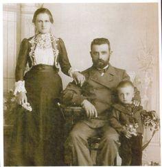 Familia nobilului Vladimir Stroiescu : finele sec. al XIX-lea | Chisinau, orasul meu