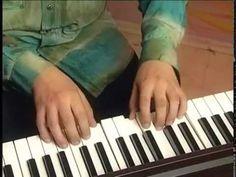 Škola hry na klavír - 8 díl - YouTube