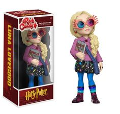 rock candy harry potter luna lovegood harry potter merchandise harry potter products