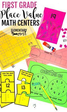 first grade math, ma