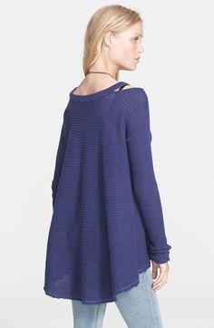 Free People 'Moonshine V' Cold Shoulder Sweater | Nordstrom
