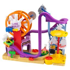 "Fisher-Price Imaginext SpongeBob SquarePants Glove World - Fisher-Price - Toys ""R"" Us"
