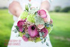 Beautiful flowers, wedding photography