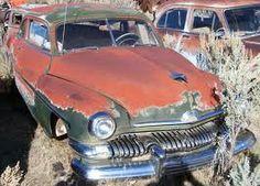 1950 Mercury- Lead sled potential