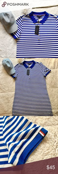 Tommy Hilfiger Polo Dress Get the ultimate preppy look with this cute dress! Tommy Hilfiger Dresses