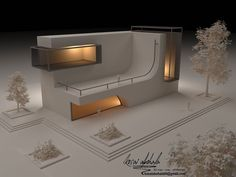 Some amazing architectural concepts by Kosai A homeideasblo Architecture Amazing arch Architectural Architecture concept Concepts homeideasblo kosai model Define Architecture, Concept Models Architecture, Maquette Architecture, Architecture Model Making, Pavilion Architecture, Cultural Architecture, Architecture Portfolio, Futuristic Architecture, Sustainable Architecture