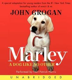 John Grogan wrote this adaptation of his #1 New York Times bestselling Marley & Me just for kids. In his own words, here is the heartwarming and unforgettable story of how this big, rambunctious dog becomes the heart of the Grogan family.  Meet Marley, a yellow furball of a puppy who quickly grows into a large, rowdy Labrador retriever. With an appetite for nearly anything he can get his mouth around, including couches and fine jewelry, Marley is always getting into trouble. Some may say…