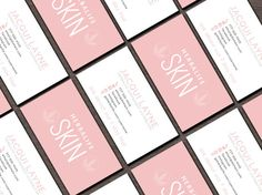 Herbalife business card digital template by wackyjacquisdesigns herbalife skin business card pink by wackyjacquisdesigns on etsy reheart Images