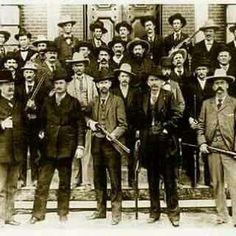 Texas Rangers 1800's