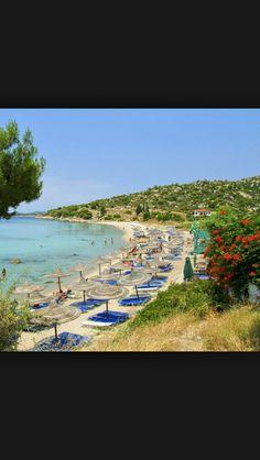 Halkidiki adası Beautiful World, Golf Courses, Greece, Greece Country