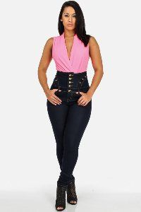 B*Envied Online Clothing Boutique - Bottoms Online Clothing Boutiques, Boutique Clothing, Black Jeans, Pants, How To Wear, Clothes, Fashion, Trouser Pants, Outfit