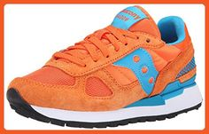 Saucony Originals Women's Shadow Original Sneaker,Orange,9 M US - Athletic shoes for women (*Amazon Partner-Link)