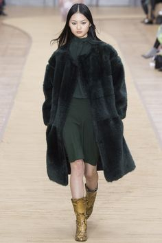 Chloé Fall 2016 Ready-to-Wear Fashion Show