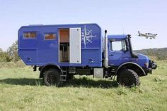 Unimog Expedition Camper 2