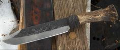 ML Knives Mountain Frontier Bowie