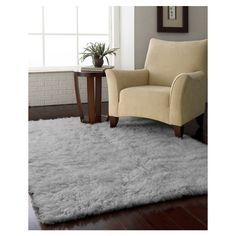 Lacey Gray Area Rug