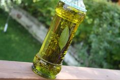 Flavoured Aromatic Herb And Fruit Oil Recipe - Food.com