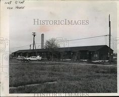 1965 Press Photo Kenosha's Bonnie Hame public housing project - mja29020 in Collectibles, Photographic Images, Contemporary (1940-Now) | eBay