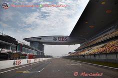 Retransmisión de los segundos entrenamientos libres del GP de China F1 2015