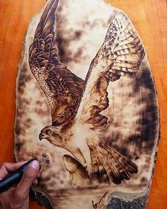 "142 Likes, 6 Comments - vũ méo pyrography (@meo_vu) on Instagram: ""100% wood burning . """