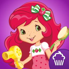 Strawberry Shortcake Berry Beauty Salon