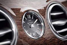 2014 Mercedes S63 AMG + IWC