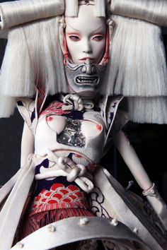 the most incredibly beautiful dolls i've ever seen. seriously. take a look at the sisters' page. don't forget to get yourself a napkin for the drooling beforehand. http://popovy-dolls.com