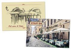 Ristorante  Al 34 - Rome, Italy