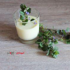 Herzschlüssel, Gundermann-Creme, Rezepte, Thermomix, Dessert, Nachtisch