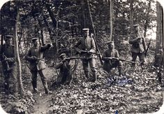 """There he is"" 